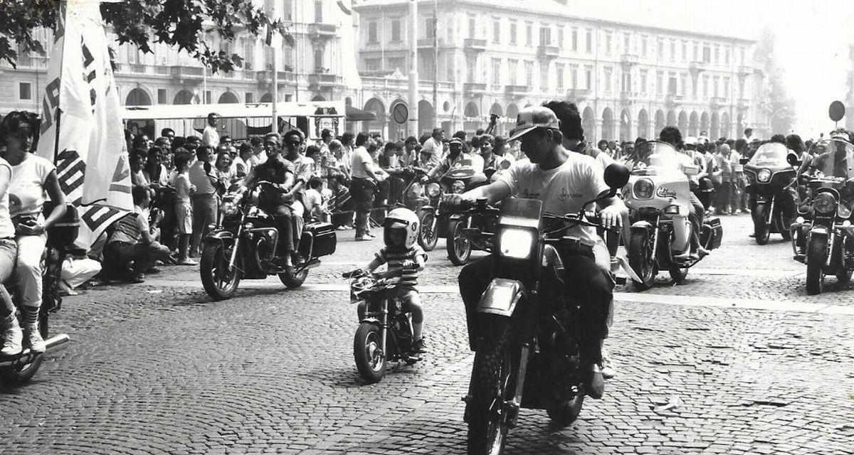 Personaggi Alessandrini: Sergio Logino e il motociclismo