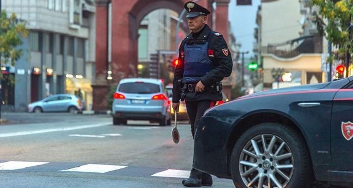 I carabinieri di Alessandria scoprono due ladri e li denunciano