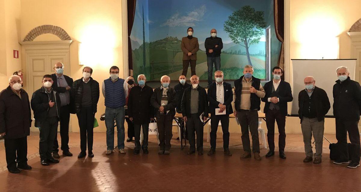 A Casalnoceto l'incontro dei delegati del Nord Italia della Confederazione delle Confraternite