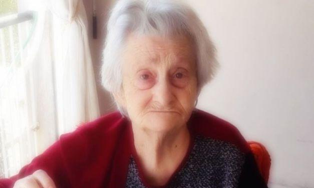 Non è un addio quello alla Borellotta Maria Ardissone, nonna della nostra collaboratrice Giulia
