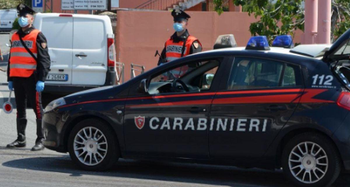 Sanremo, Pusher arrestato dai Carabinieri con 21 dosi di eroina