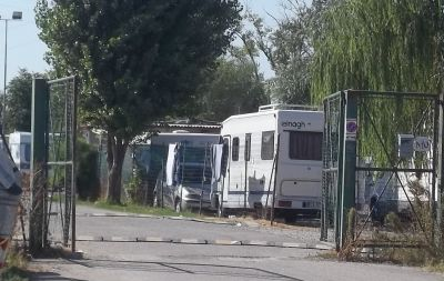 Campo nomadi - I