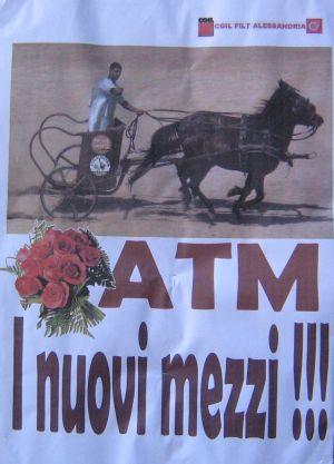 sciopero ATM e AMIU -2I