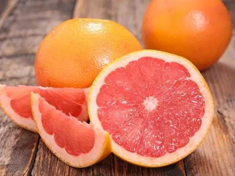 Nutrient Content Of A Grapefruit