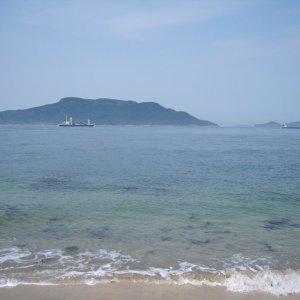 Teshima depuis Ogijima
