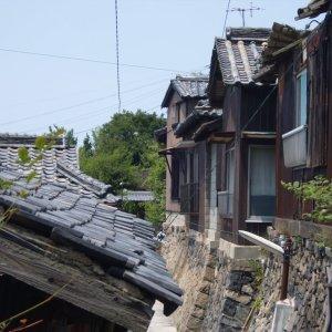 Ogijima - Maison de Urushi en 2009