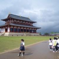 Au Japon, ils ont certes du vieux bois, mais parfois, il n'est pas si vieux que ça... (6e jour – 24 mai 2010 - deuxième partie)