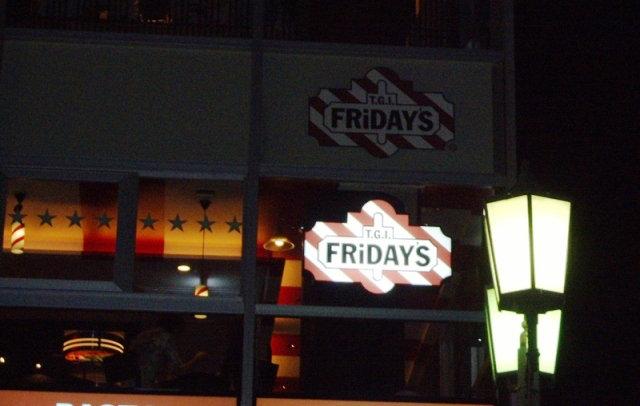 TGI Friday à Kyoto