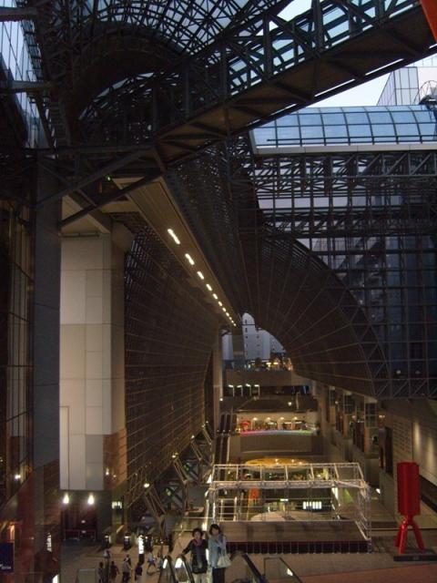 Kyoto Station 2010 - 5