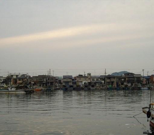 Takamatsu - Port de Pêche