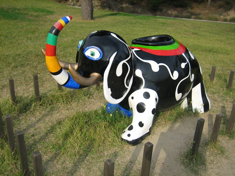 Benesse Art Site Naoshima - Niki de Saint Phalle