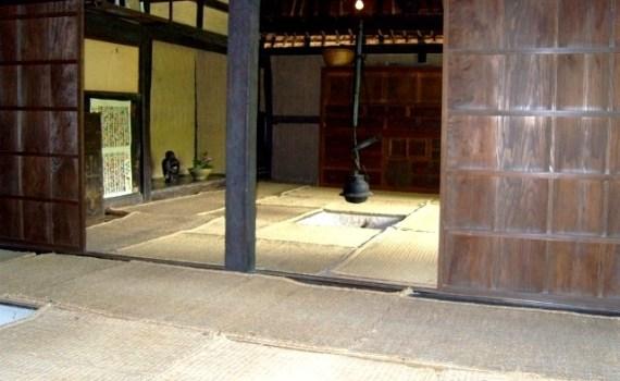 Intérieur de Maison - Époque d'Edo