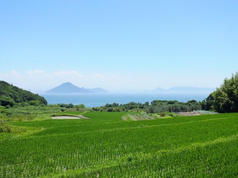 1 - Mer de Seto depuis Ko