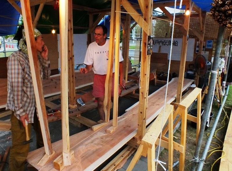 Bengal Island - 28 juillet 2013 - Douglas Brooks et Koji Matano