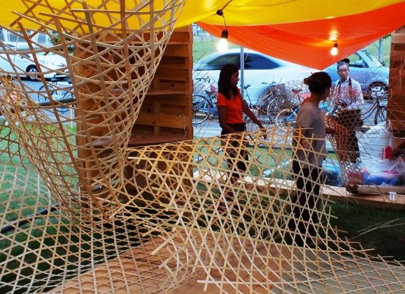Bengal Island - 28 juillet 2013 - Weaving Weaving - 1