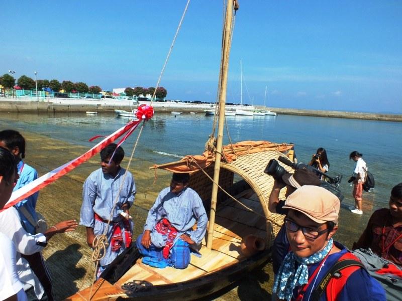 Bengal Island - Dinghy - 01