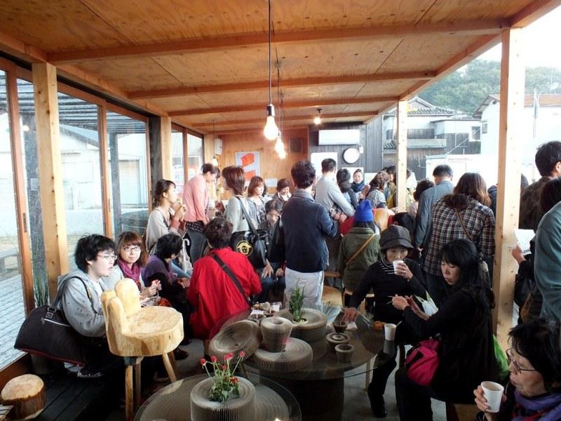 Setouchi Triennale - dernier jour sur Ogijima - 03