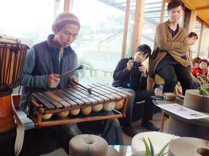 Setouchi Triennale - dernier jour sur Ogijima - 05
