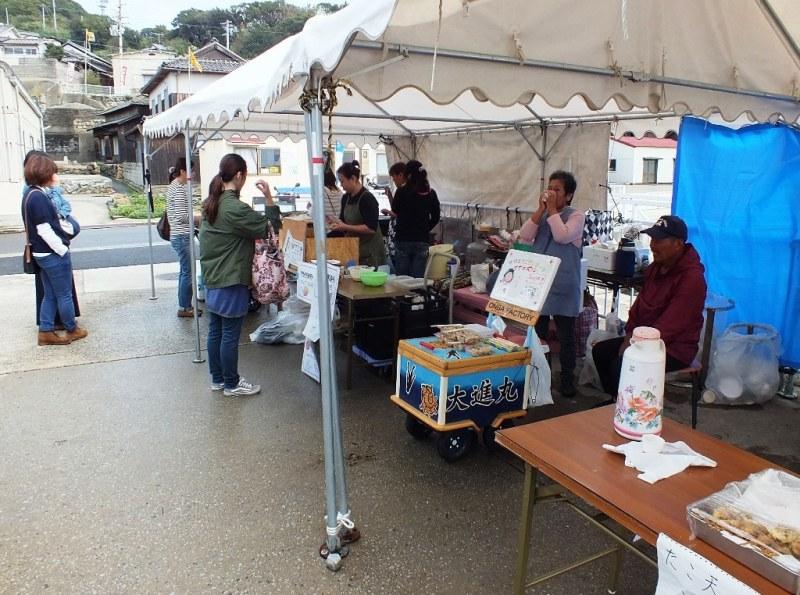 Setouchi Triennale - dernier jour sur Ogijima - 07
