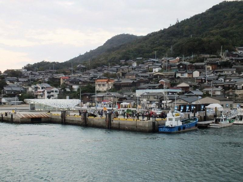 Setouchi Triennale - dernier jour sur Ogijima - 24