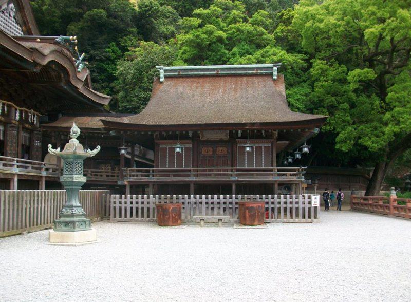 Konpirasan - Sanctuaire Principal - 1