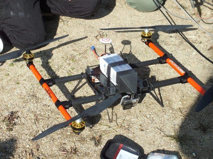 Drone sur Ogijima - 7