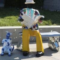 Niki de Saint Phalle sur Naoshima