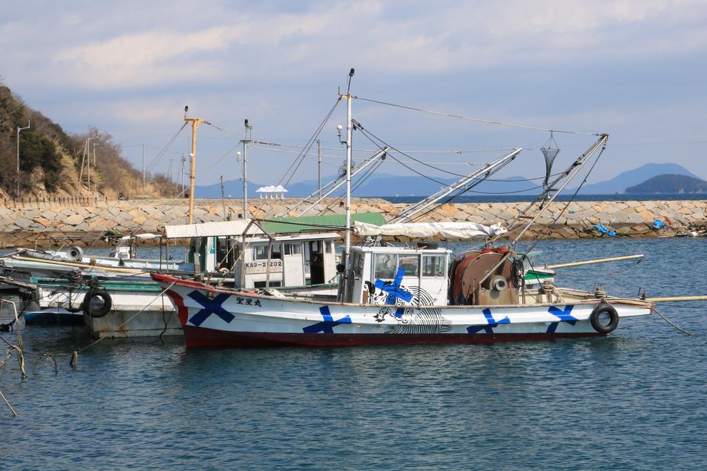 Balade sur Ogijima