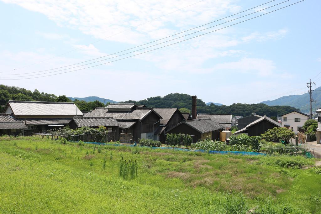 Triennale de Setouchi – Huitième Partie – Balade dans Umaki sur Shodoshima