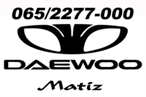 Daewoo Matiz polovni delovi original : Oglasindo