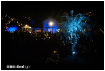 Ambiance Light Design-Knoxville Wedding Lighting-Dara's Garden-Special Notes