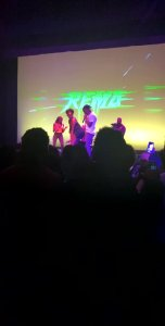Rema Finally Shows His Freaky Side, Grabs A$$ Of A Fan On Stage || Watch Video