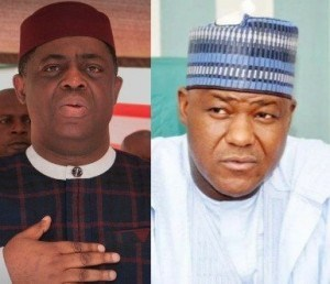 FFK releases Statement On Dogara's defection to APC