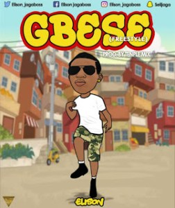 [MUSIC] Elison - Gbese