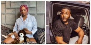 Throwback Video Of DJ Cuppy And BBNaija's Kiddwaya Having Fun At An Event