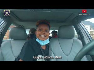 Comedy Video: Officer Woos – Armed Robber (Sales Boy E6)