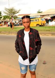 Meet 14 years old super talented female artist who has come to stay and make waves in the entertainment industry – Oyin