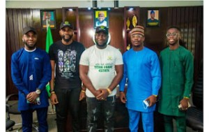 Oyo Commissioner For Youth & Sport, Fakorede Visits Titan Farm House, Calls for Business Sustainability