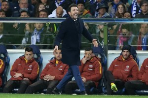 Champions League: FC Porto x AS Roma