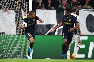 Juventus x Monaco - Liga dos Campe