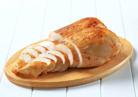 家禽の肉の夜に何が食べることができますか