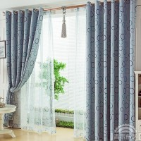 Modern Curtains In Living Room - Home Design Elements