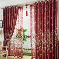 Curtain Valances Living Room