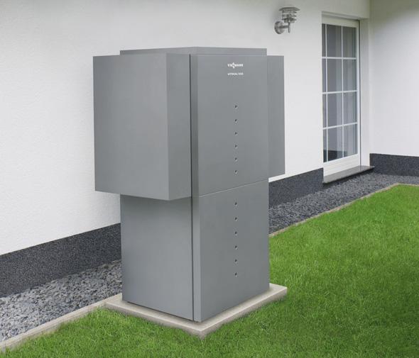 Toplotna črpalka Viessmann Vitocall 300-A