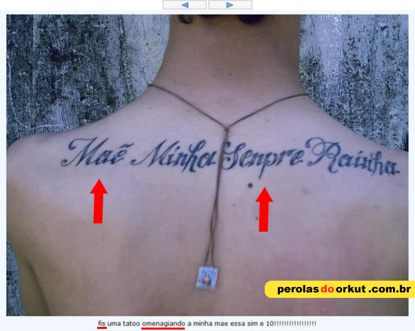 Dica aos fãs do Orkut: Façam uma tatuagem…<dataavatar hidden data-avatar-url=http://0.gravatar.com/avatar/0db773896e9a035d69061281ac6d09a9?s=96&d=mm&r=g></dataavatar>