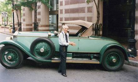 O homem que dirigiu o mesmo carro por 82 anos.<dataavatar hidden data-avatar-url=http://1.gravatar.com/avatar/4384f4262bbe1521c2877dcf9b9b7c50?s=96&d=mm&r=g></dataavatar>