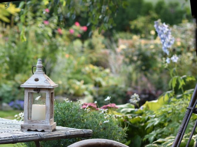 Ogrodowe latarenki
