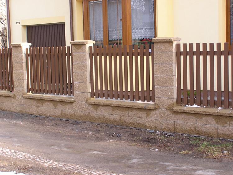 ogrodzenia balustrady