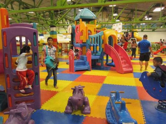 childrens park business plan