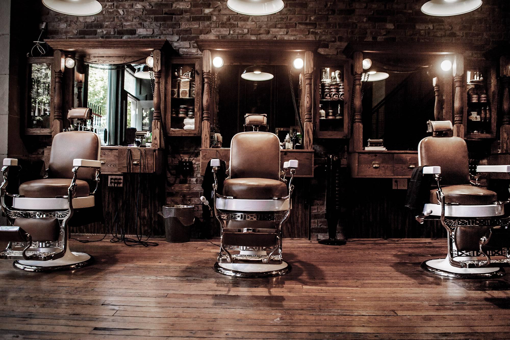 Barber Shop Business Plan OGScapital
